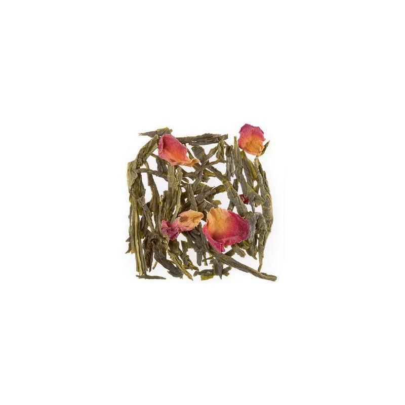 vente en ligne de th cerisier de chine th vert de chine aromatis cerise et p tales de rose. Black Bedroom Furniture Sets. Home Design Ideas