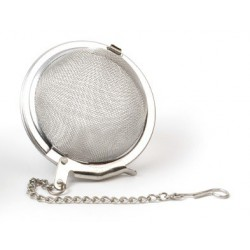 Boule à thé tamis diamètre 5cm - Dammann Frères