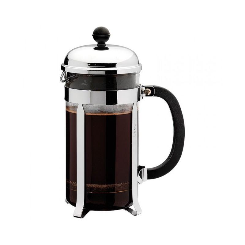 Vente en ligne de cafeti re piston avec bec verseur chambord bodum - Cafetiere a piston bodum ...
