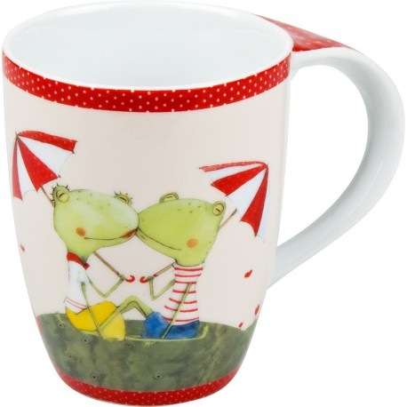 Mug Couple Grenouille