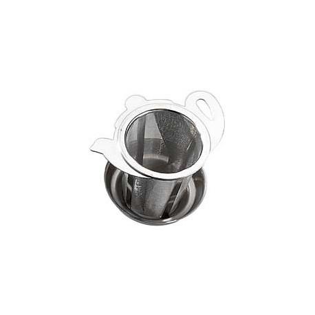 infuseur à thé forme théière tamis
