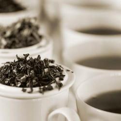 Noël à Venise, thé noir aromatisé citron meringuée et caramel toffee - Dammann Frères