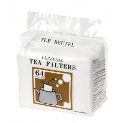 Filte à thé Jetable x64  Dammann Frères