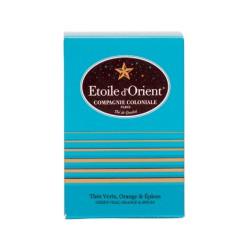 """"""" Etoile d'Orient """" Boite 25 sachets berlingo - Compagnie Coloniale 1848"""