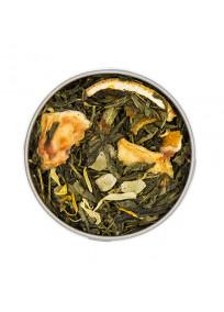thé vert fruits exotiques