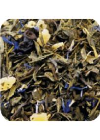 thé vert mangue et myrtille