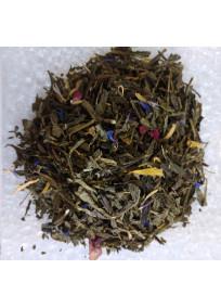 Thé vert aux 8 parfumes, thé vert du onsen george cannon