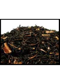 Thé noir aromatisé au goût de chocolat et de truffe